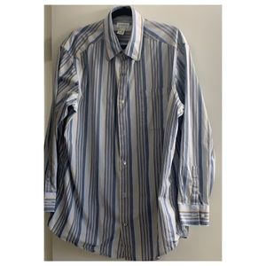 Concepts by Claiborne  Men's Dress Shirt EUC